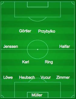 Hansa Rostock vs. 1. FC Kaiserslautern - Vorschau ...