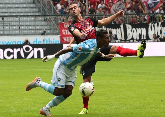 Setzt sich Okotie gegen Torrejon durch? Unser Tipp: Freiburg gewinnt gegen 1860