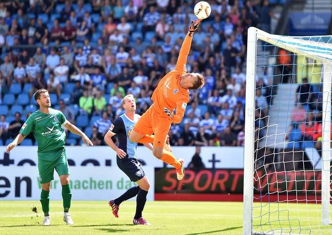 Lenkt Ratajzak wieder einen Ball übers Tor? Unser Tipp: Bochum gewinnt gegen Duisburg