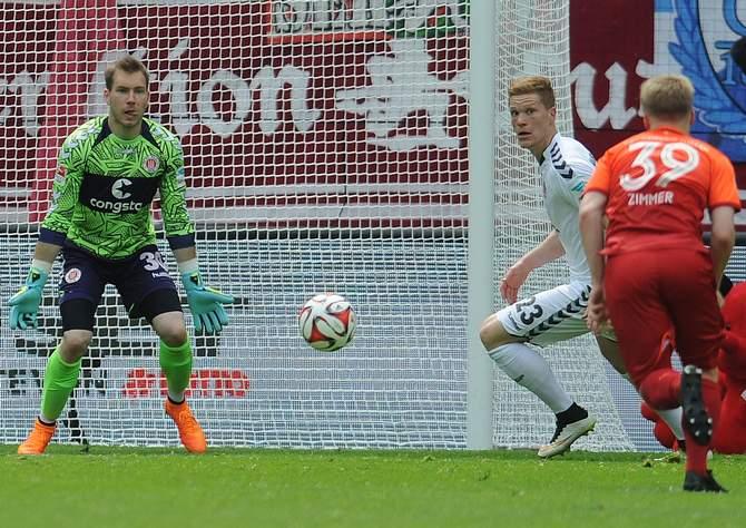 Trifft Zimmer wieder gegen Himmelmann? Unser Tipp: Kaiserslautern gewinnt gegen St. Pauli