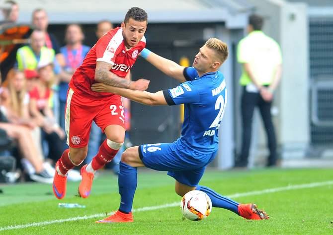 Setzt sich Sararer gegen Brückner durch? Unser Tipp: Paderborn gegen Düsseldorf endet unentschieden