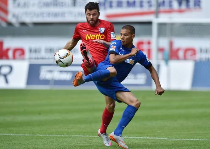 Setzt sich Hoogland gegen Njdeng durch? Unser Tipp: Bochum gewinnt gegen Paderborn