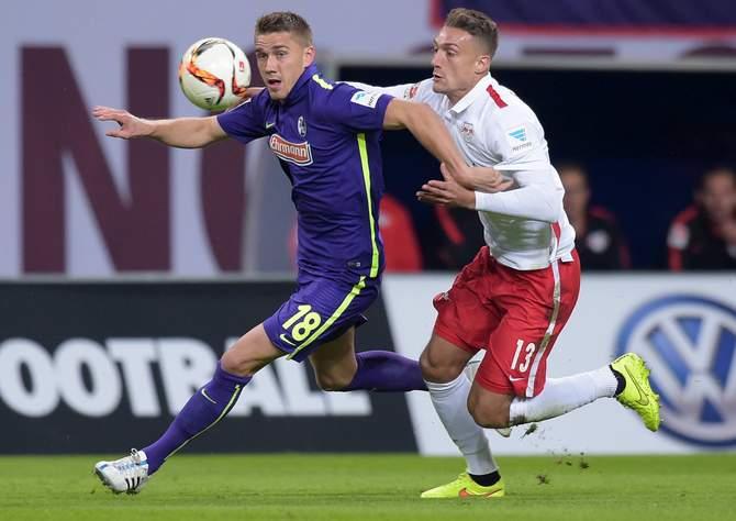Setzt sich Petersen gegen Ilsanker durch? Jetzt Bundesliga-Aufsteiger wetten