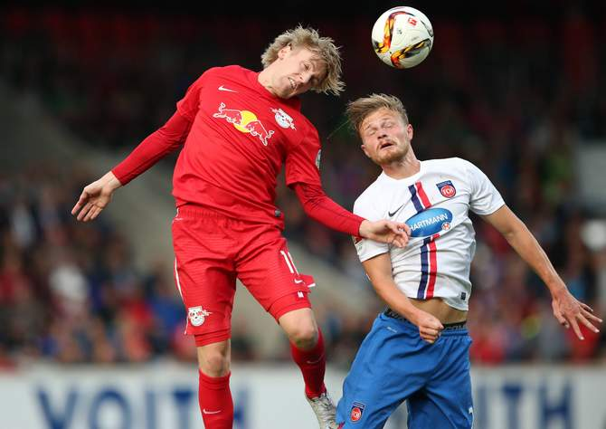 Gewinnt Forsberg den Zweikampf mit Titsch-Rivero? Jetzt Wett Tipps zur 2. Bundesliga lesen