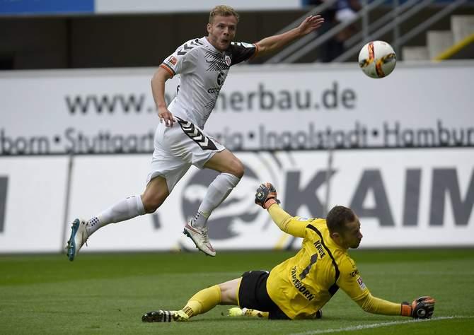 Hält Lennart Thy St. Pauli im Aufstiegsrennen? © Imago