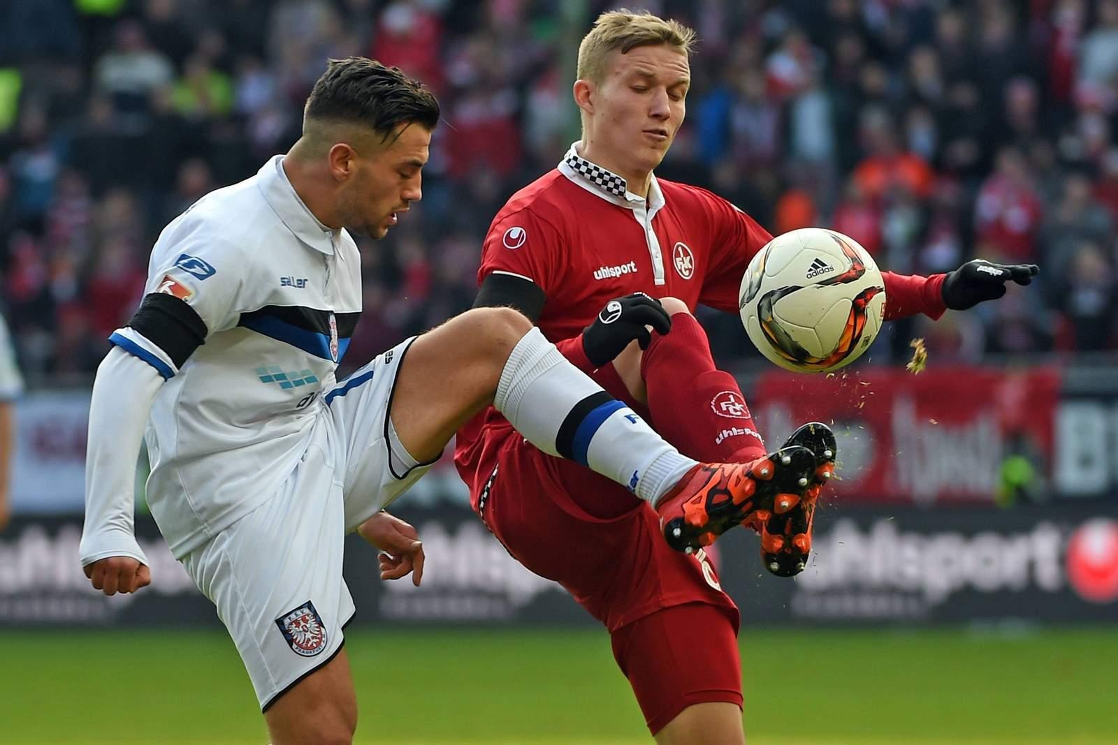 Setzt sich Halimi gegen Ring durch? Unser Tipp: FSV Frankfurt gewinnt gegen Lautern