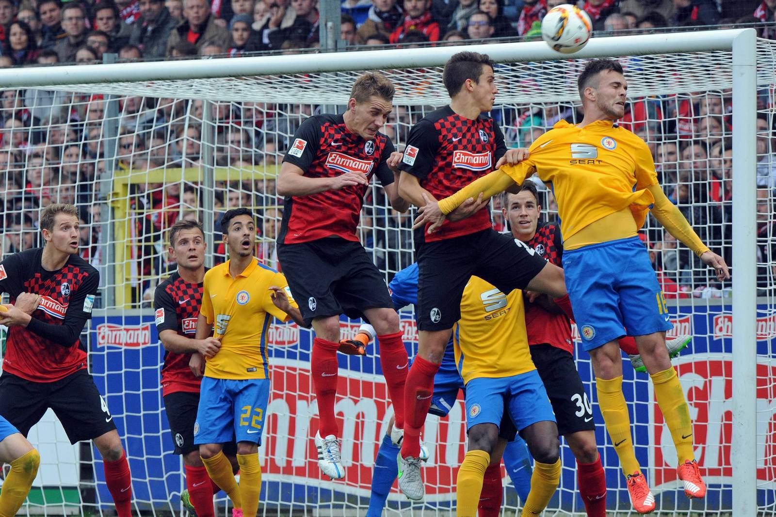 Trifft Petersen per Kopf? Unser Tipp: Freiburg gewinnt gegen Braunschweig