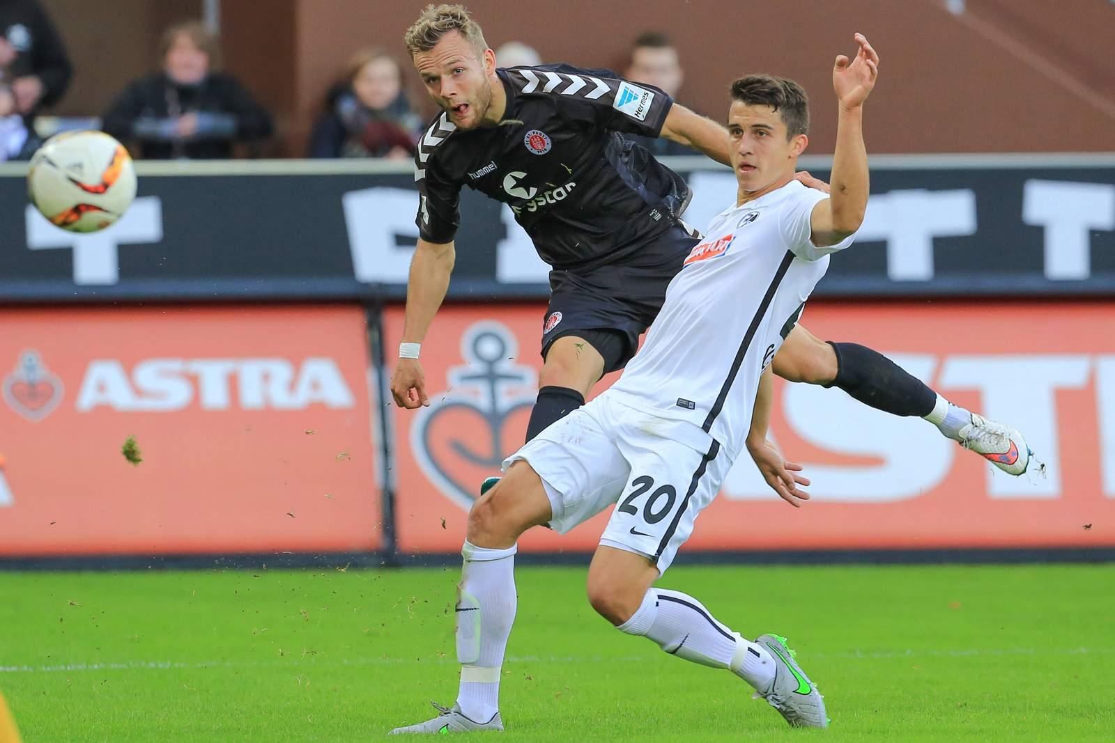 Trifft Lennart Thy wieder? Unser Tipp: Freiburg gewinnt gegen St. Pauli