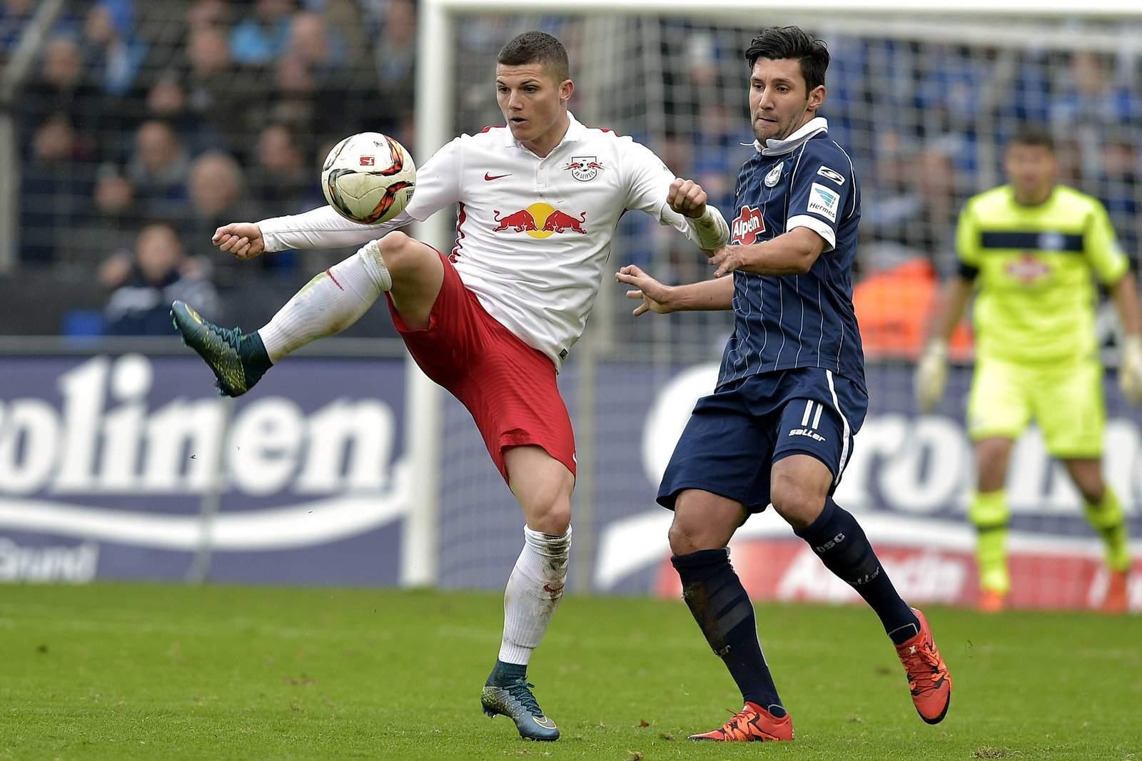 Setzt sich Sabitzer gegen Salger durch? Unser Tipp: Red Bull gewinnt gegen Bielefeld