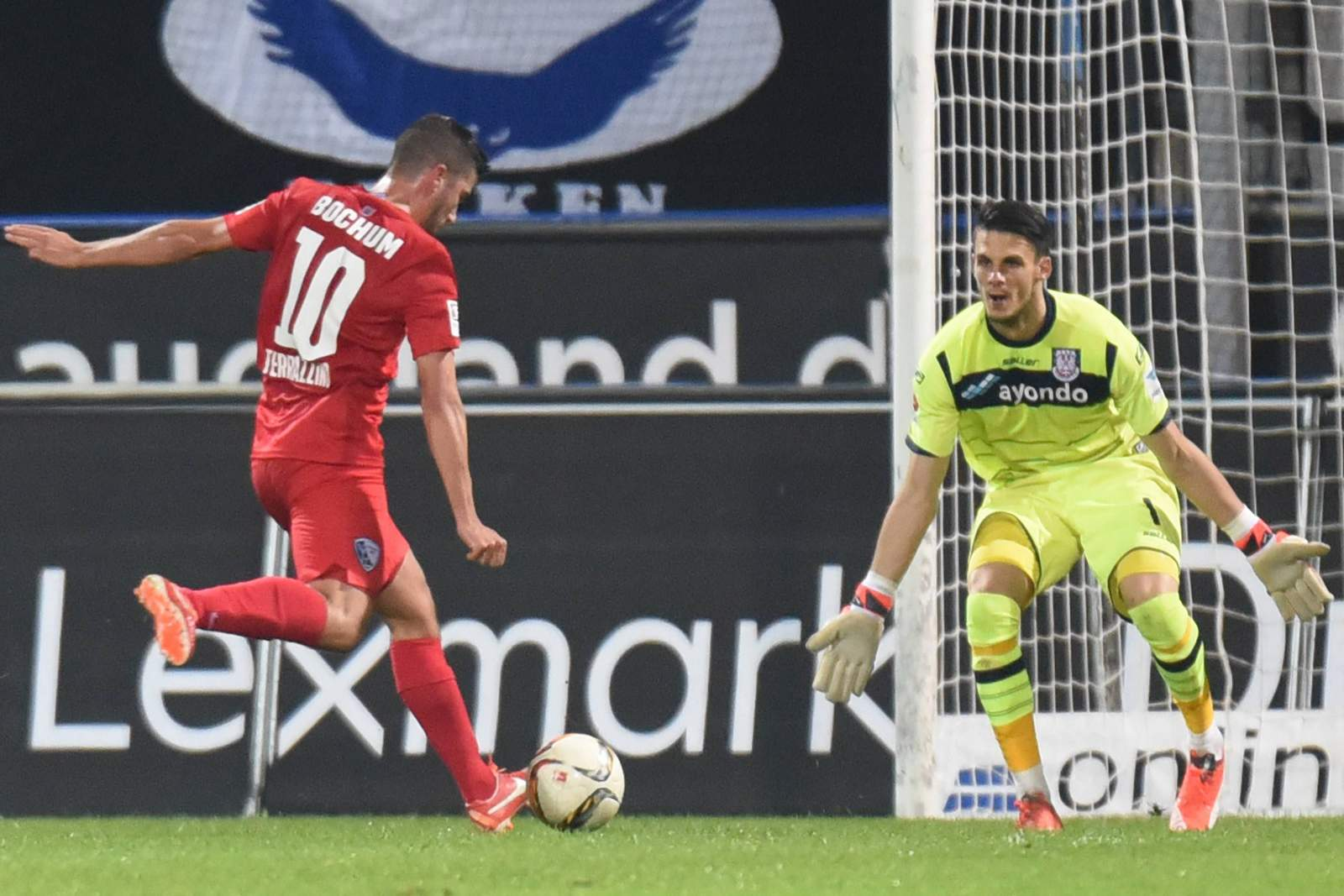 Gewinnt Marco Terrazzino das Duell gegen Andre Weis? Jetzt Prognose zu Bochum vs FSV Frankfurt lesen