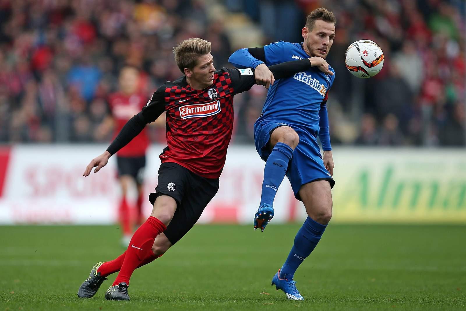 Setzt sich Frantz gegen Bakalorz durch? Unser Tipp: Freiburg gewinnt gegen Paderborn