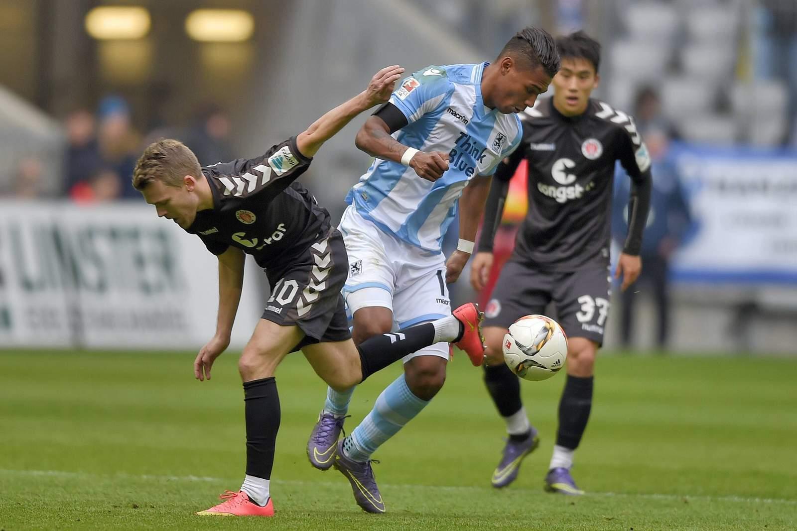 Setzt sich Okotie gegen Buchtmann durch? Unser Tipp: St. Pauli gewinnt gegen 1860 München