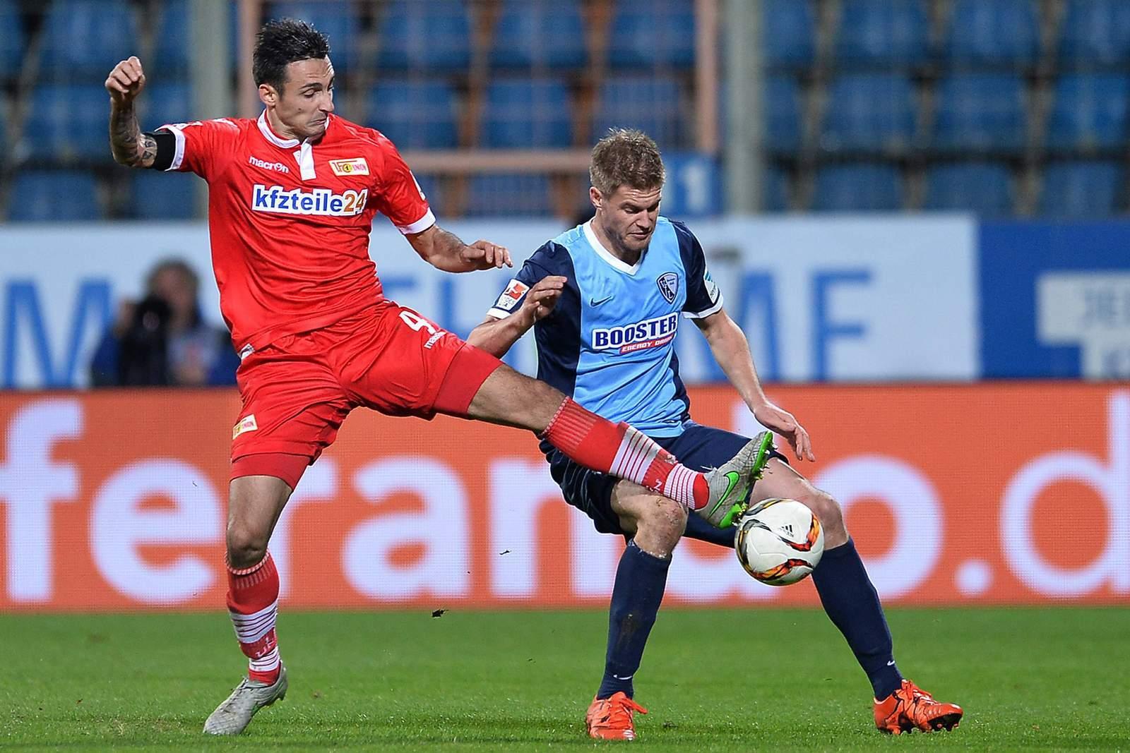 Gewinnt Puncec das Duell mit Terodde? Unser Tipp: Union Berlin gewinnt gegen Bochum