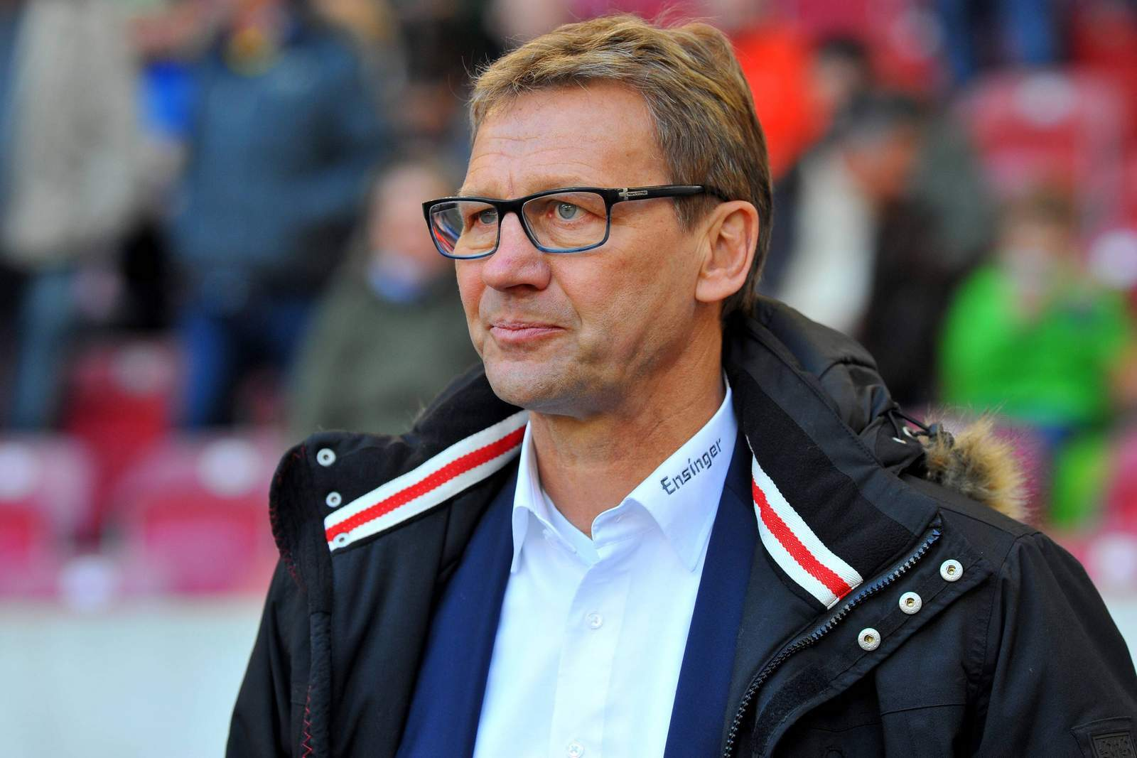 Guido Buchwald vom VfB Stuttgart