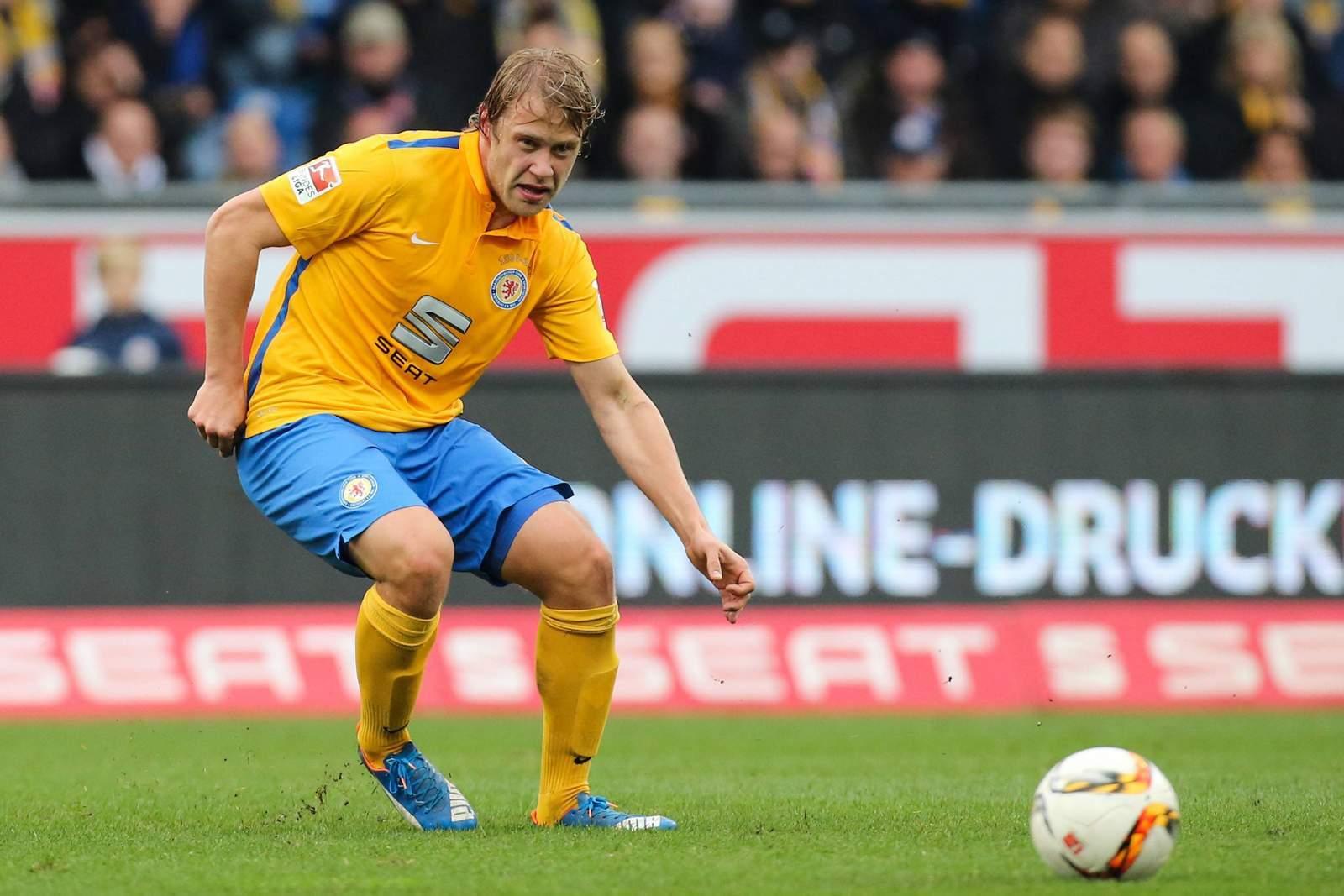 Jan Hochscheidt von Eintracht Braunschweig.