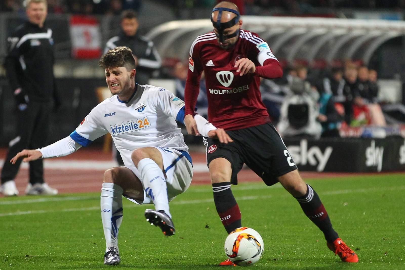 Setzt sich Brecko gegen Stoppelkamp durch? Unser Tipp: Paderborn gewinnt nicht gegen Nürnberg