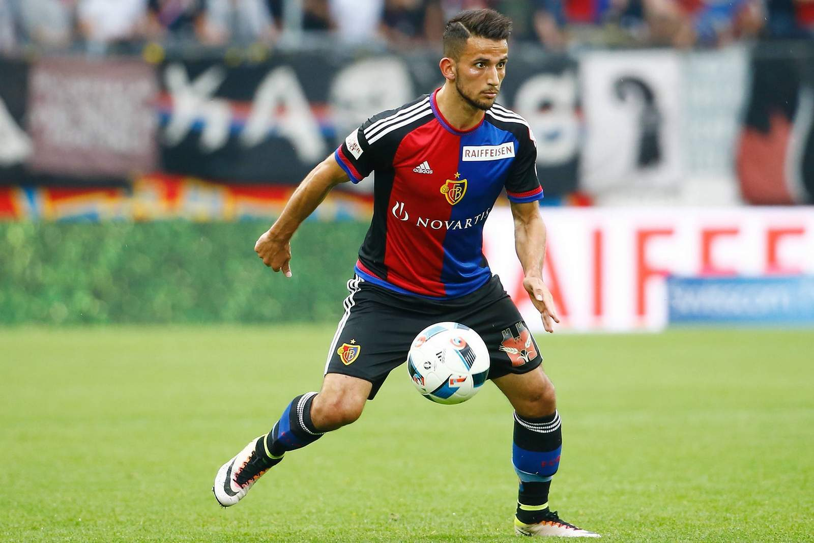 Naser Aliji vom FC Basel