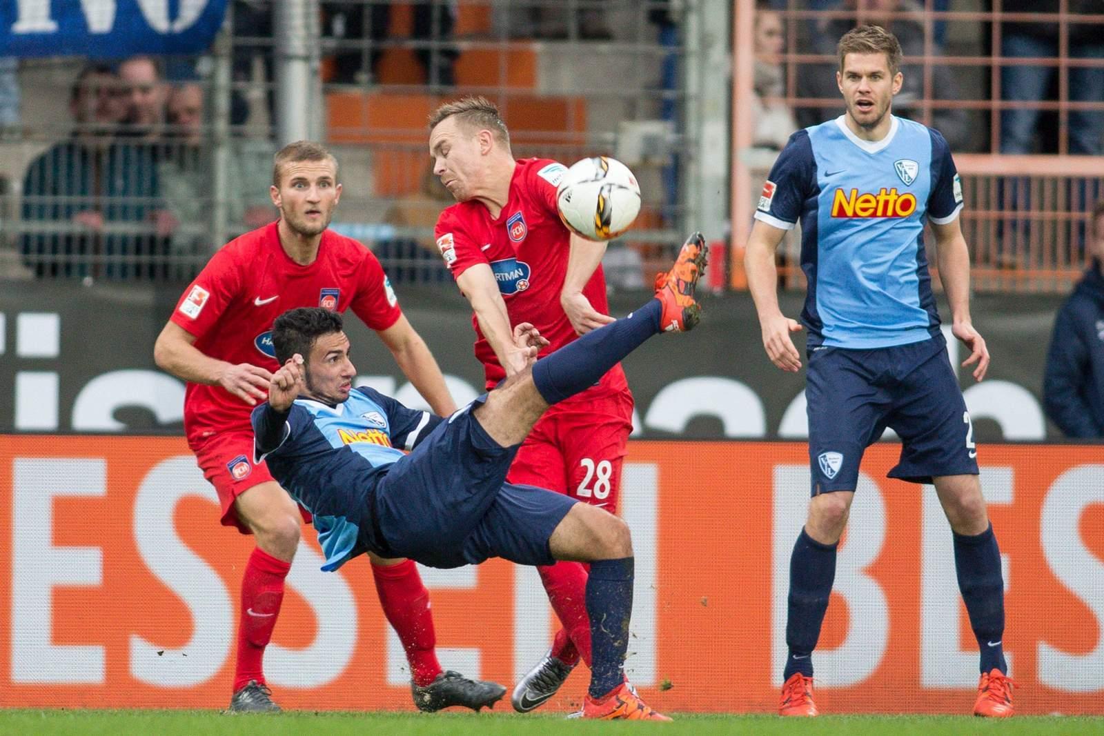 Onur Bulut vom VfL Bochum