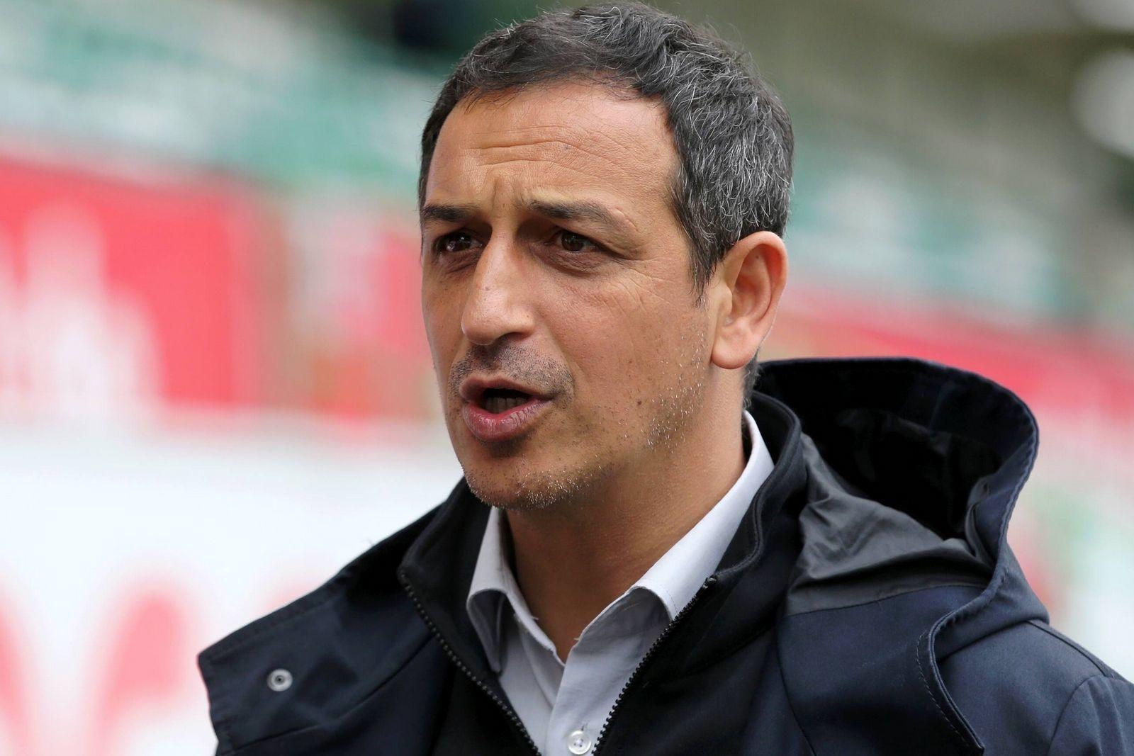 Rachid Azzouzi ist Sportdirektor von Greuther Fürth