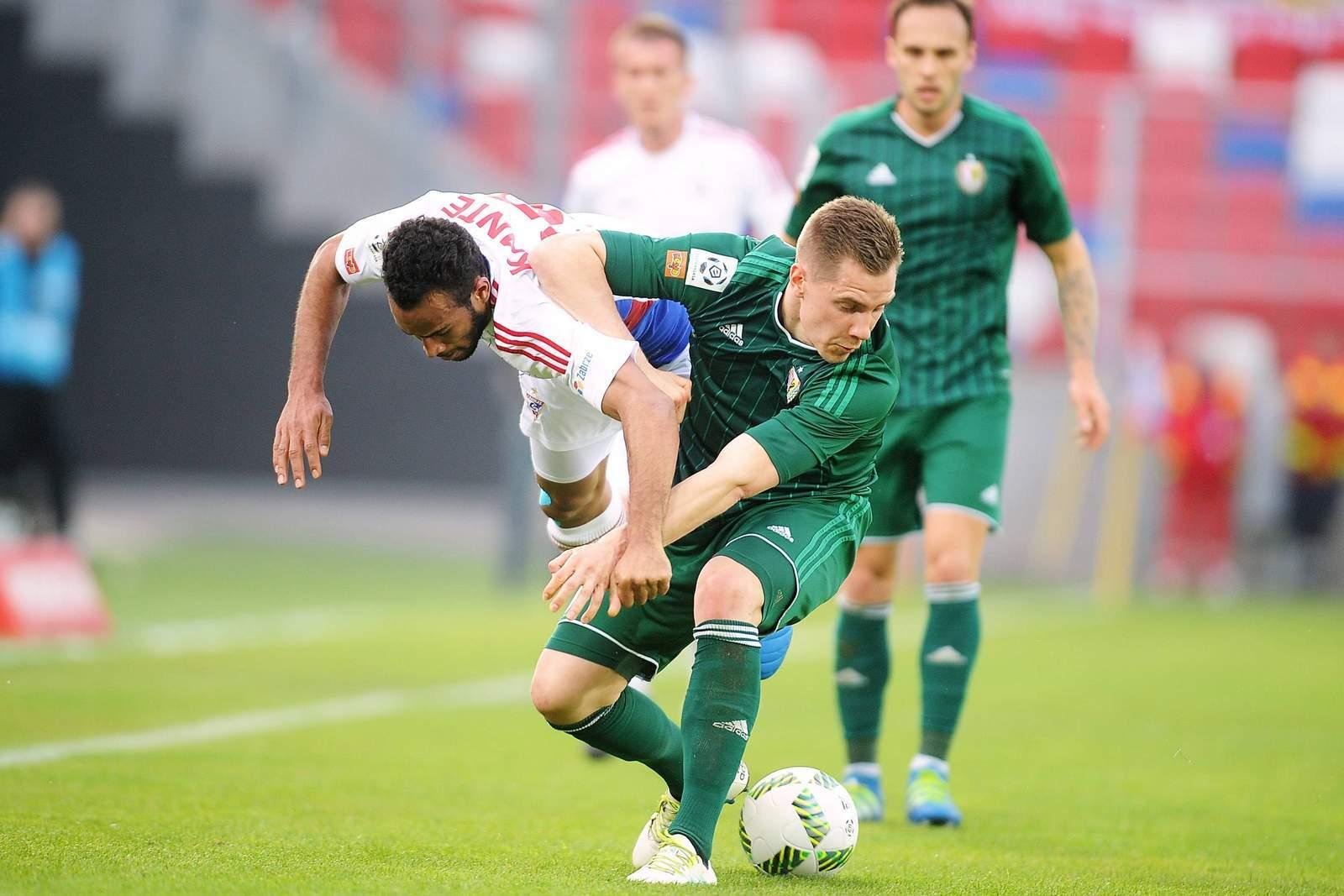 Tomasz Holota gewinnt Zweikampf