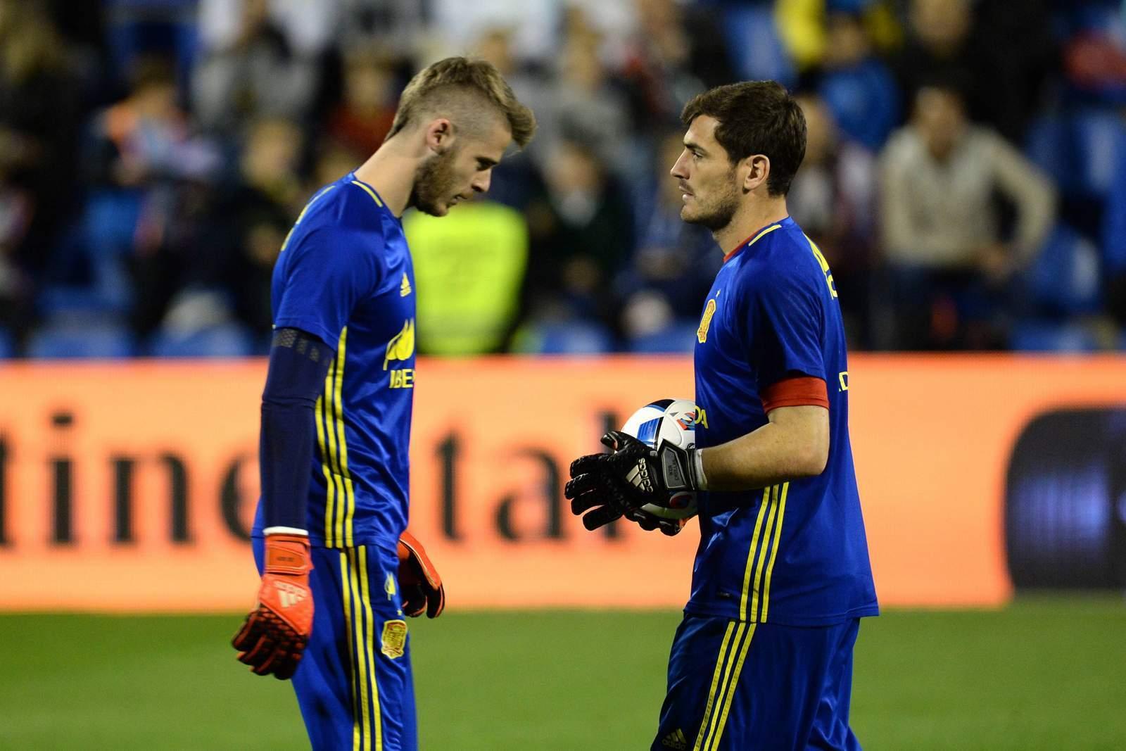 De Gea oder Casillas - wer steht im Tor? Jetzt auf Spanien vs Tschechien wetten