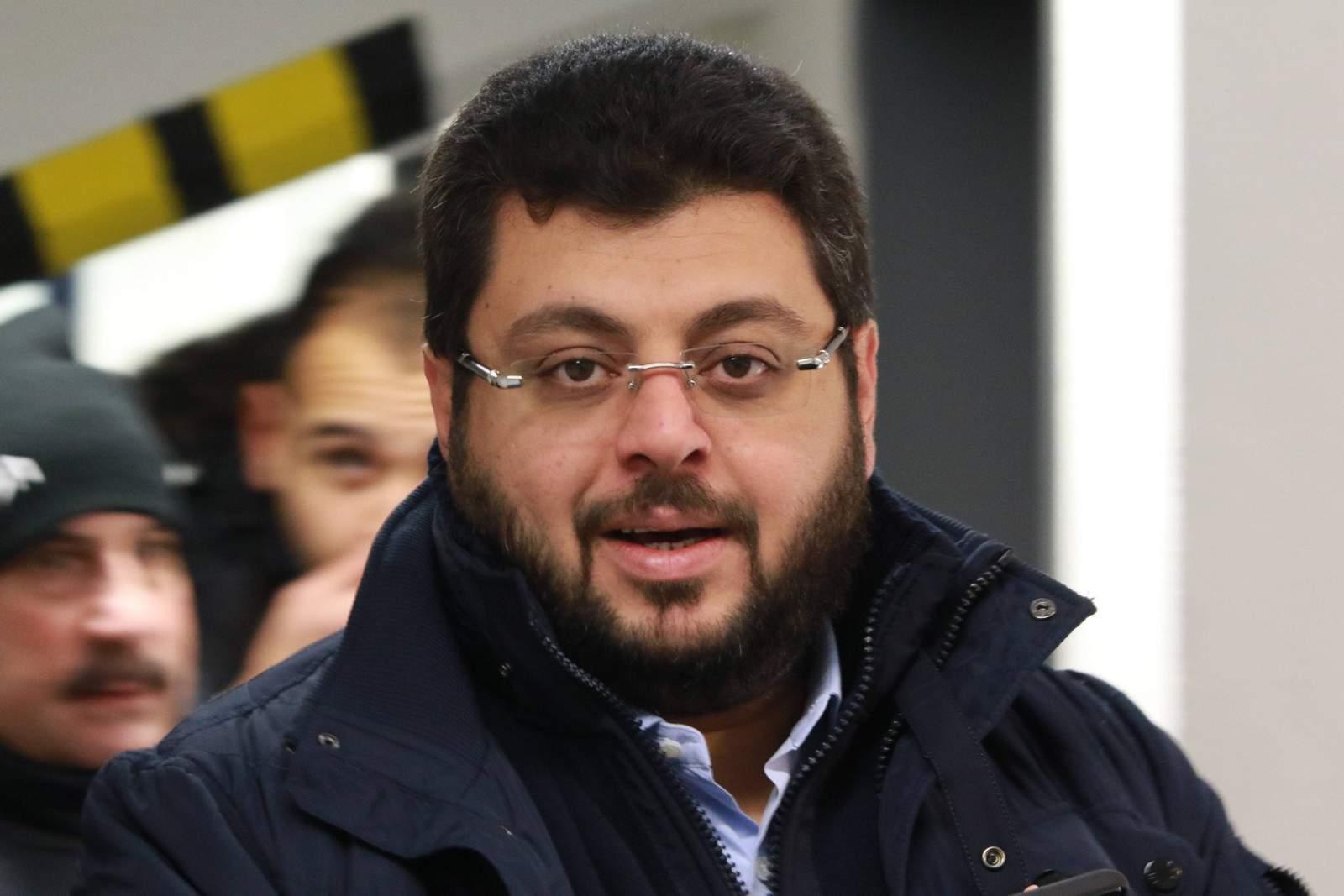 Hasan Ismaik, jordanischer Investor bei 1860 München.