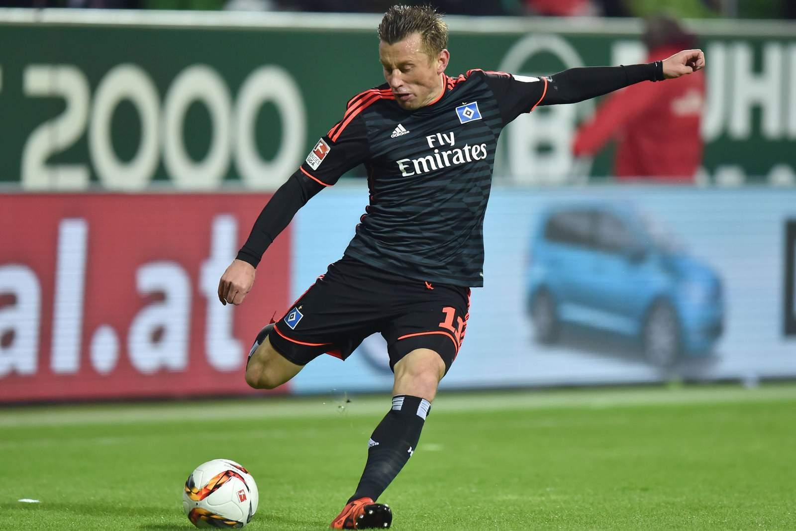 Ivica Olic vom HSV
