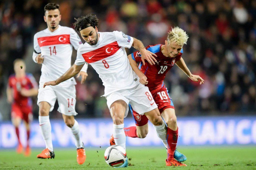 Tschechien Vs Türkei