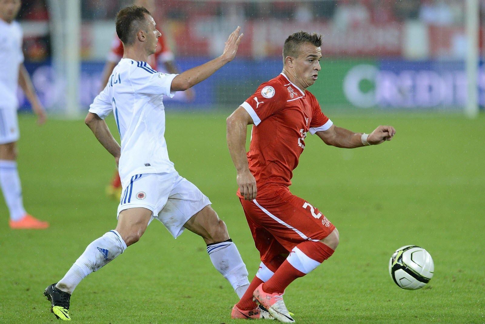 Schweiz Gegen Albanien 2020