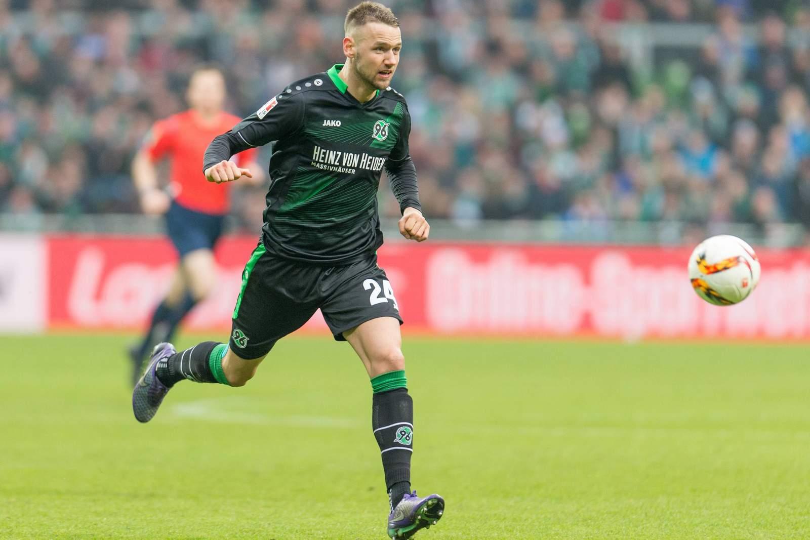 Alexander Milosevic von Hannover 96