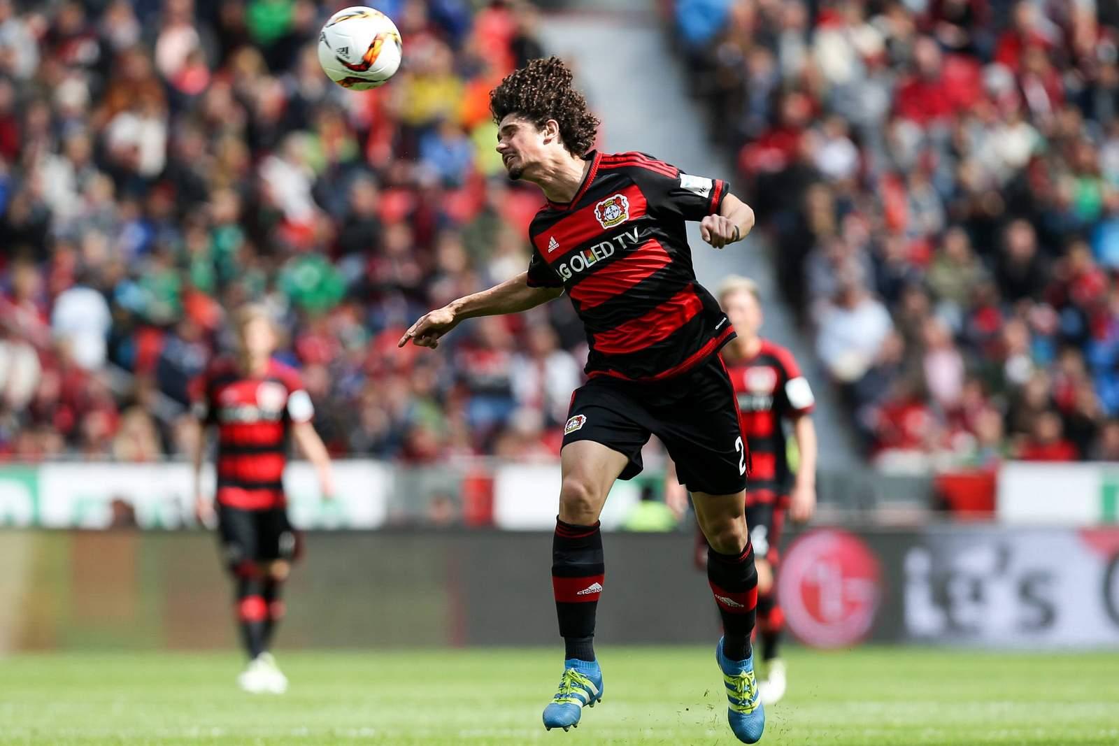 Andre Ramalho von Leverkusen
