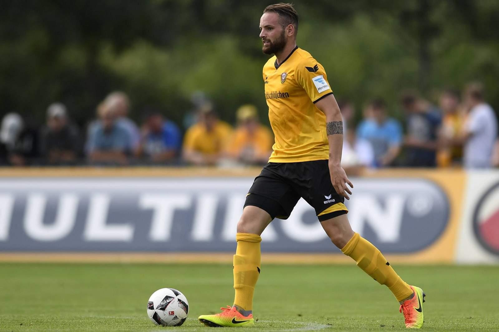 Führt Modica die SGD zum Sieg? Unser Tipp: Dynamo Dresden gewinnt gegen Sandhausen