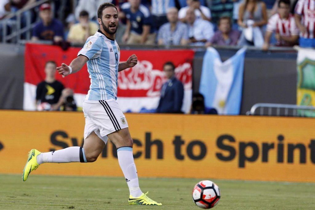 Argentinien Nigeria