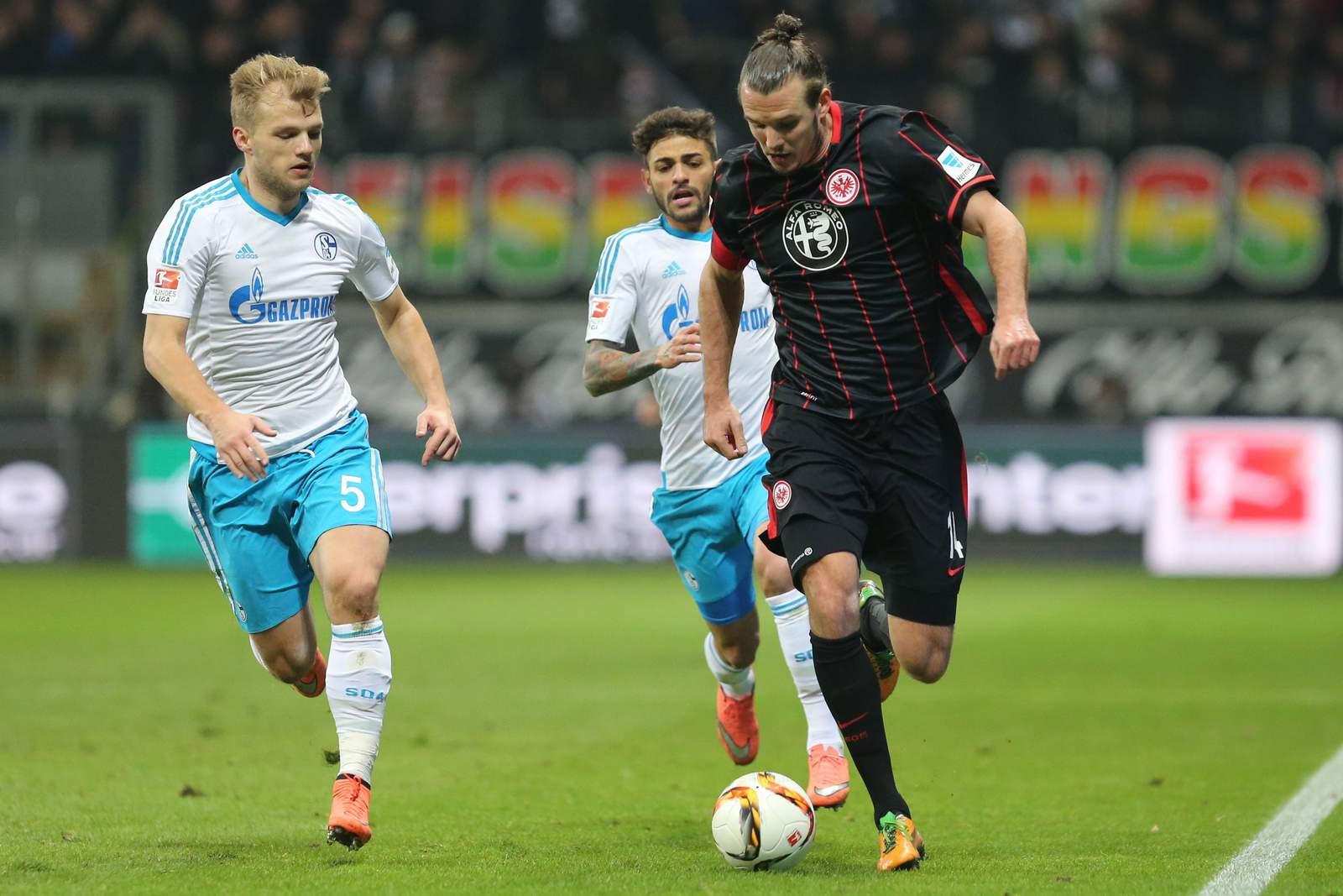 Setzt sich Meier gegen Geis durch? Unser Tipp: Frankfurt gewinnt nicht gegen Schalke
