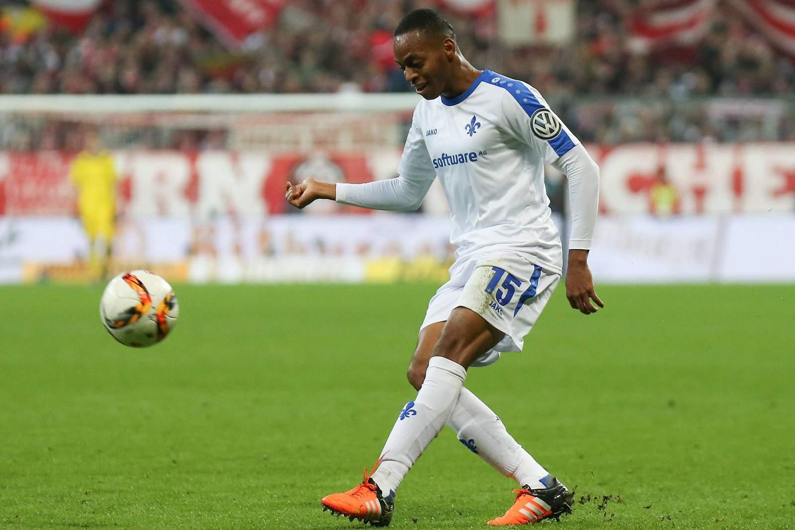 Junior Diaz läuft ab sofort für die Würzburger Kickers auf.
