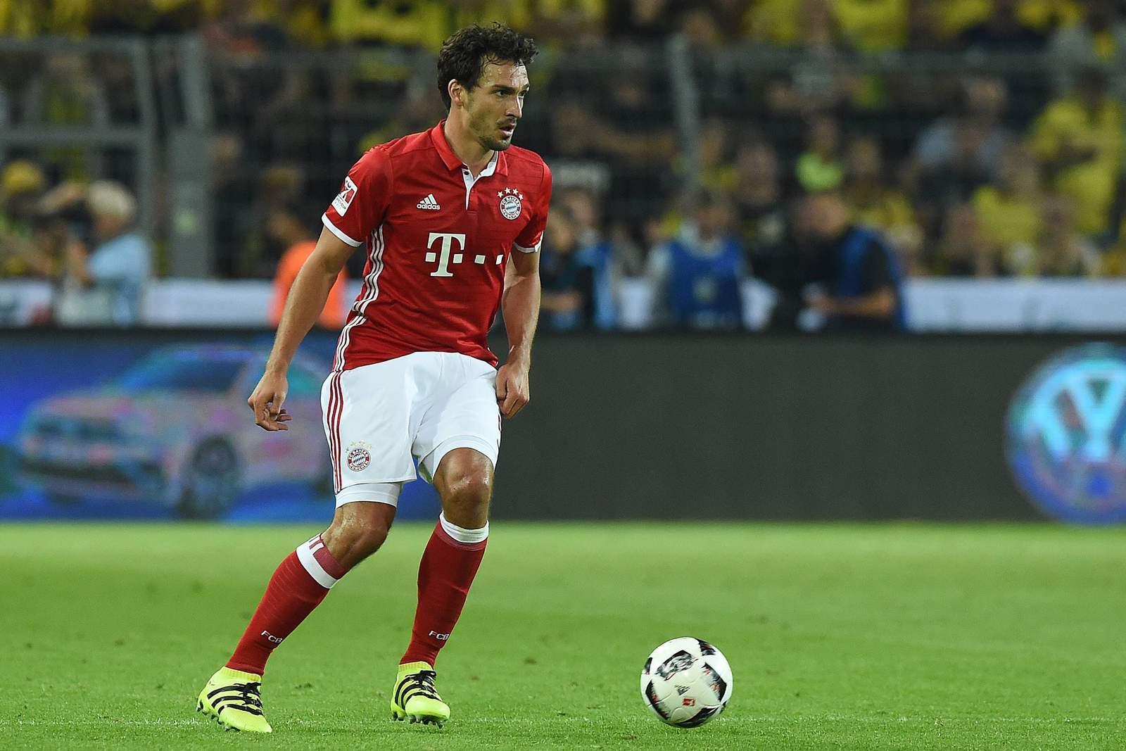 Bleibt Hummels konzentriert? Jetzt auf Carl Zeiss Jena gegen FC Bayern wetten