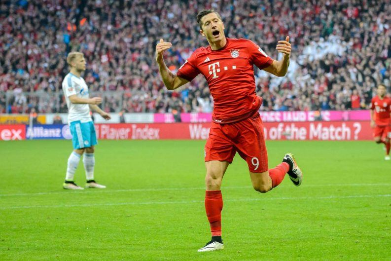 Bundesliga Torschützenkönig 2021
