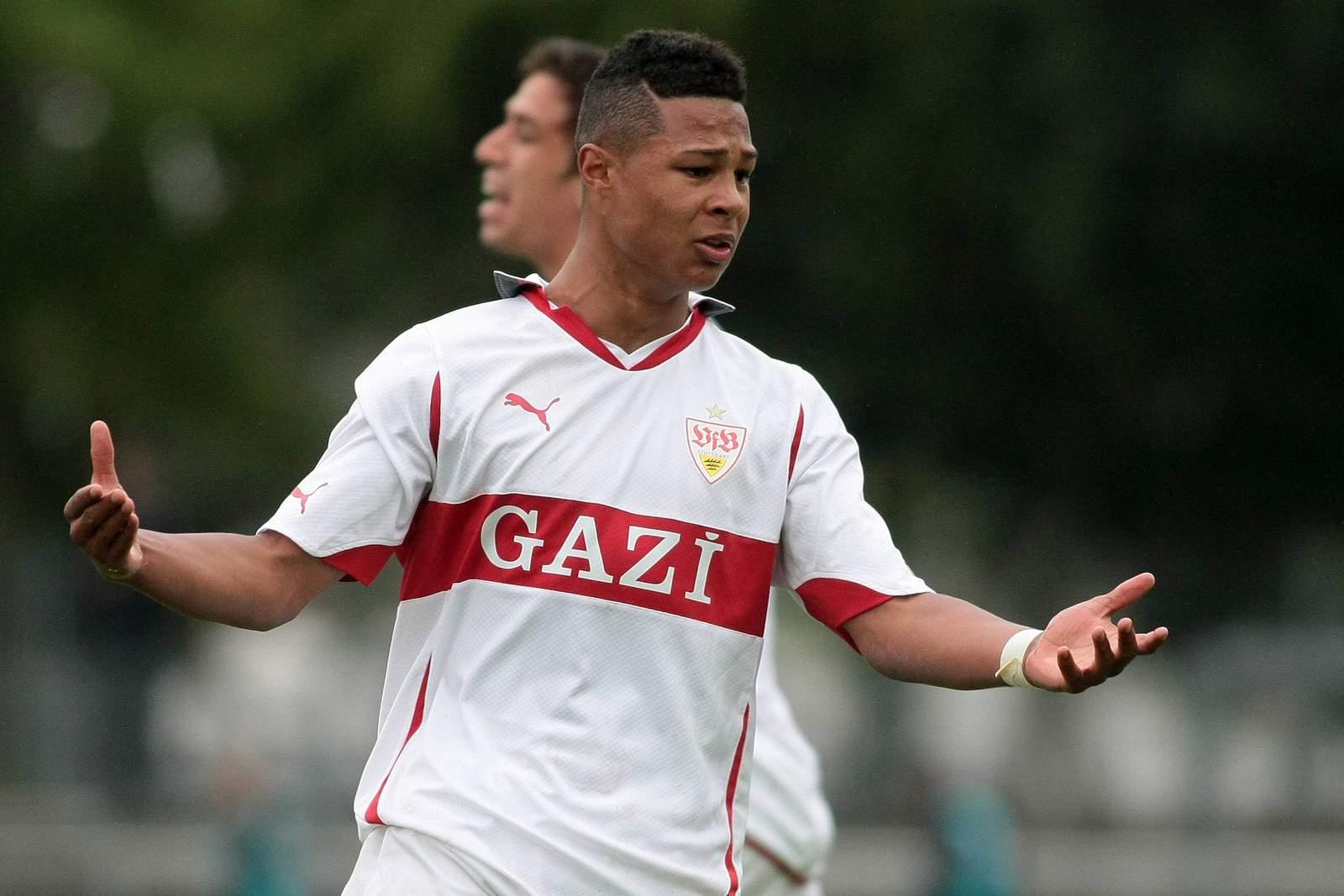 Serge Gnabry vom VfB Stuttgart