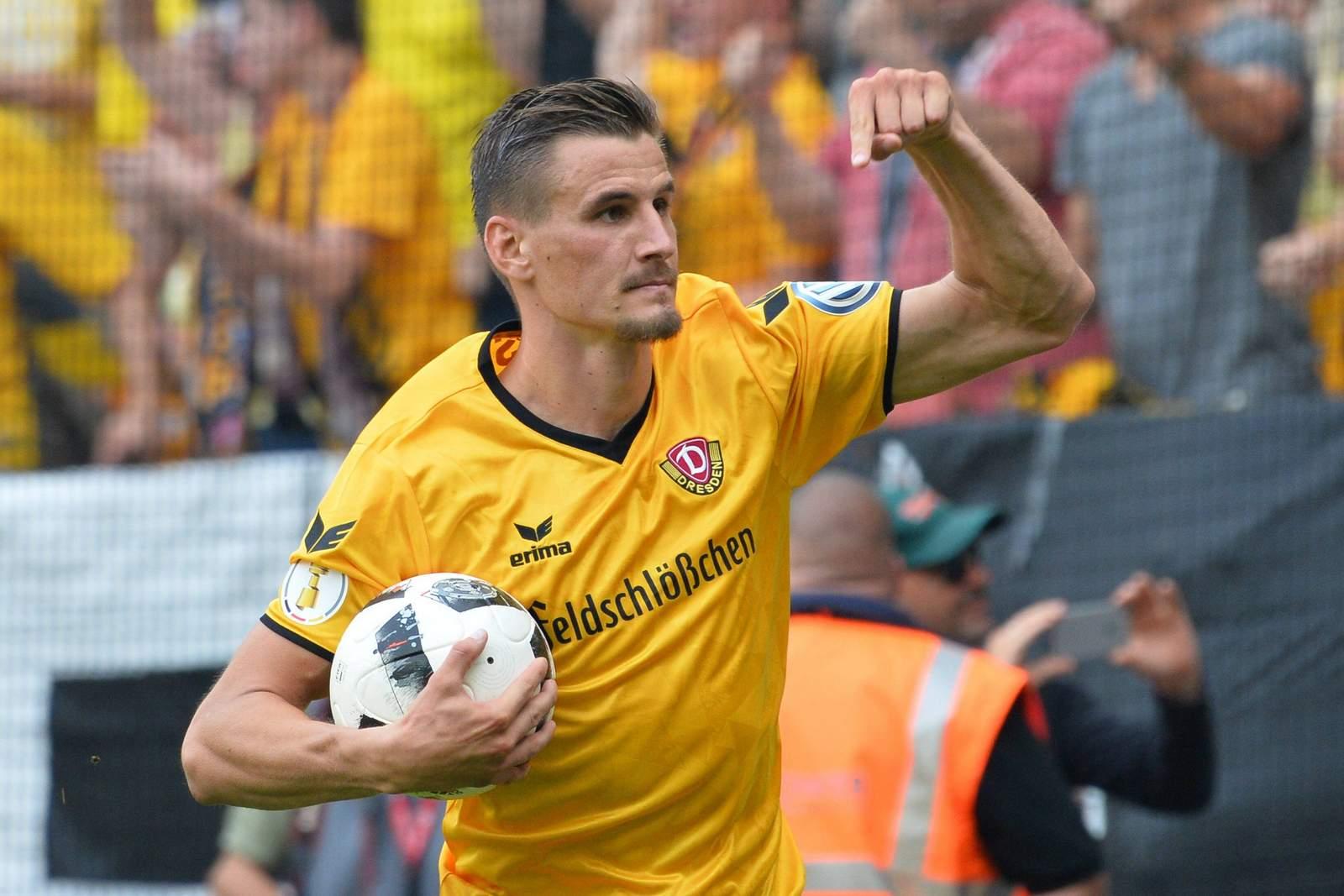 Bundesliga: Dresden und Ingolstadt trennen sich 2:2