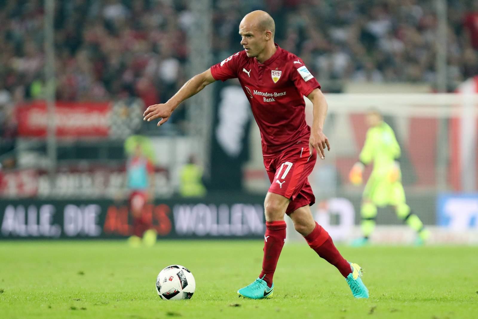 Tobias Werner vom VfB Stuttgart