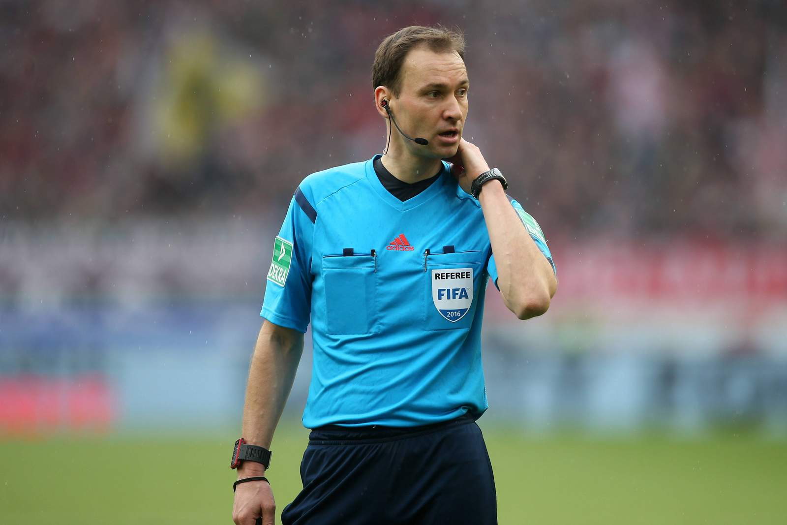 Bastian Dankert Schiedsrichter 2. Liga
