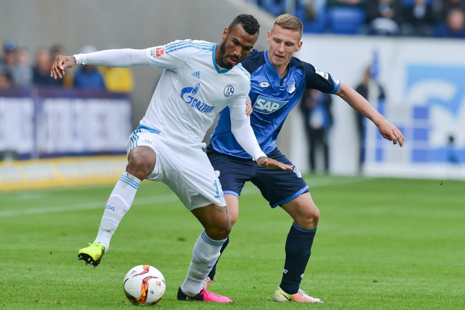 Setzt sich Choupo-Moting gegen Kaderabek durch? Jetzt auf Hoffenheim gegen Schalke wetten