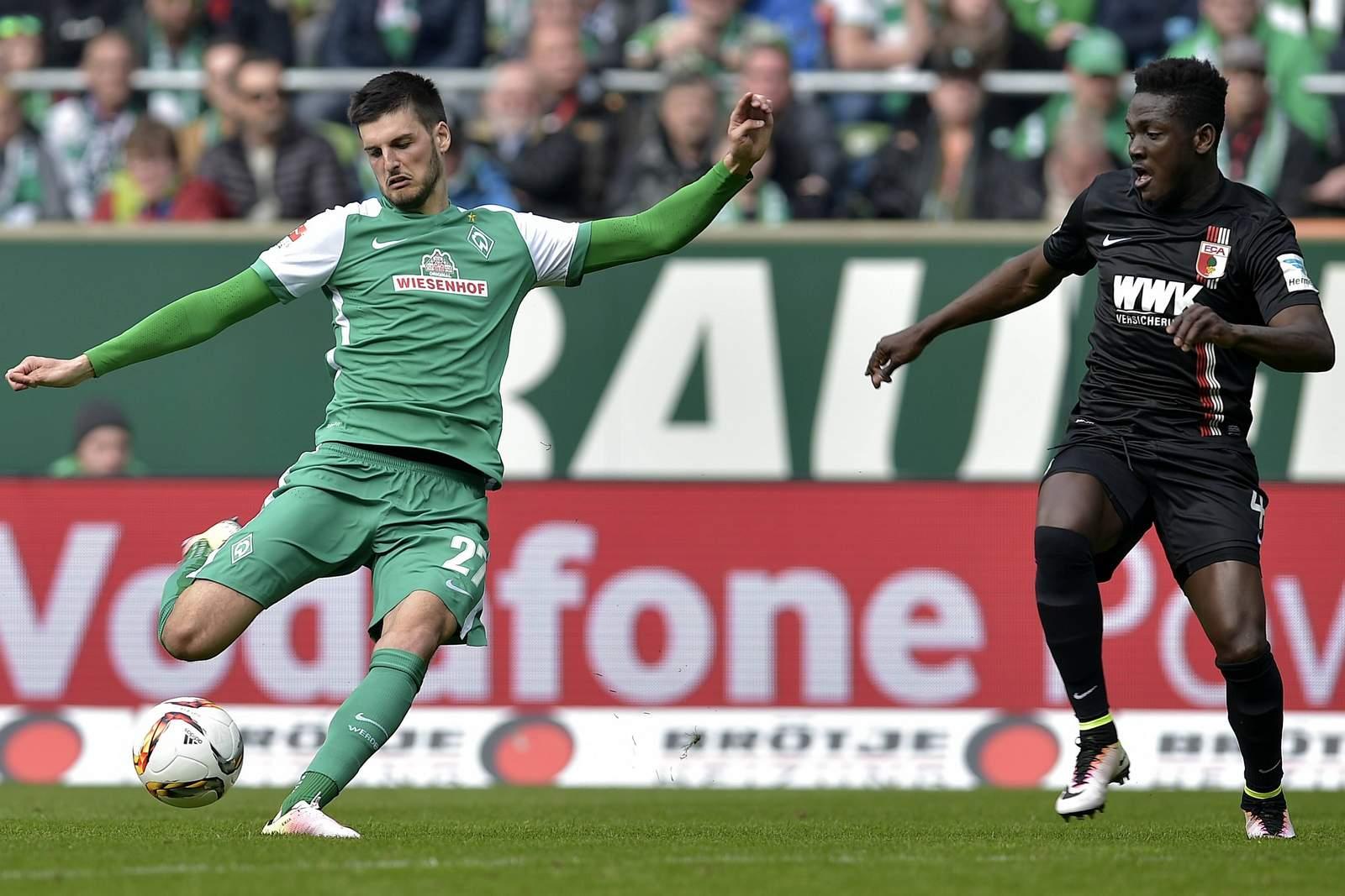 Trifft Grillitsch wieder? Jetzt auf FC Augsburg gegen Werder Bremen wetten