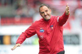 """1. FC Heidenheim: """"Überhaupt keine Zweifel"""" an Frank Schmidt"""