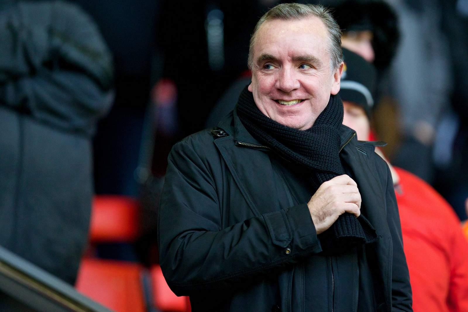 Ian Ayre als Geschäftsführer beim TSV 1860 ein.
