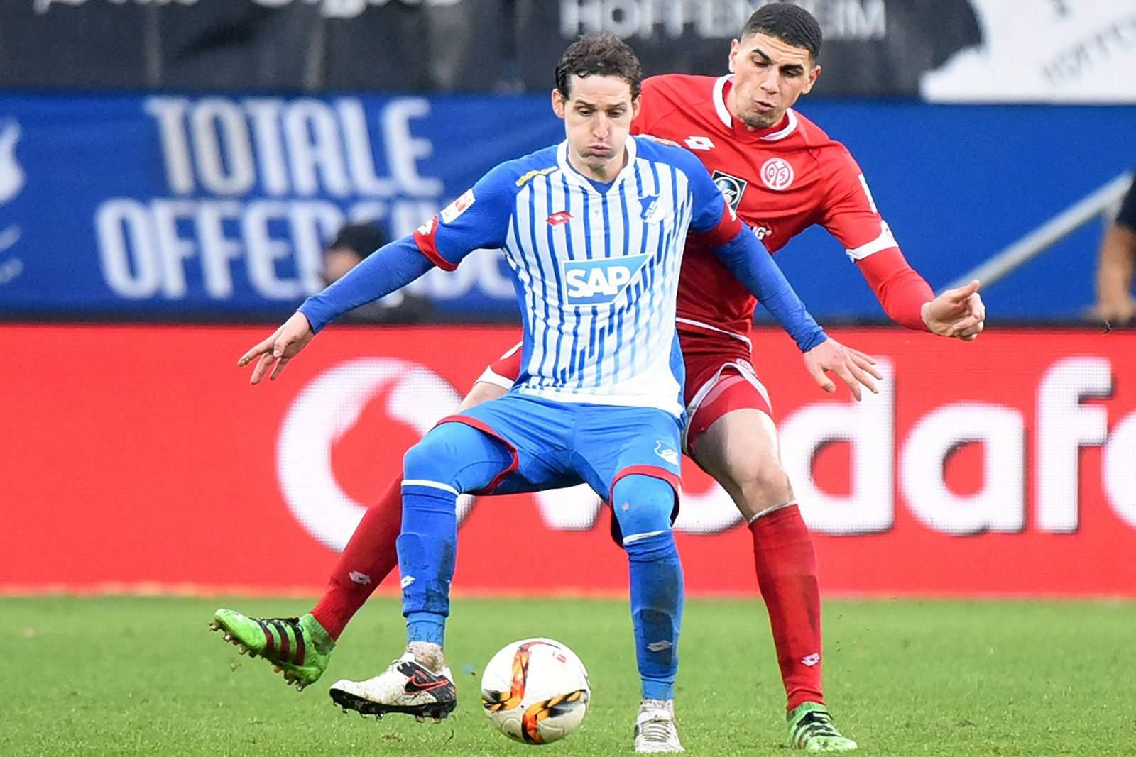 Setzt sich Rudy gegen Balogun durch? Unser Tipp: Hoffenheim gewinnt nicht gegen Mainz 05