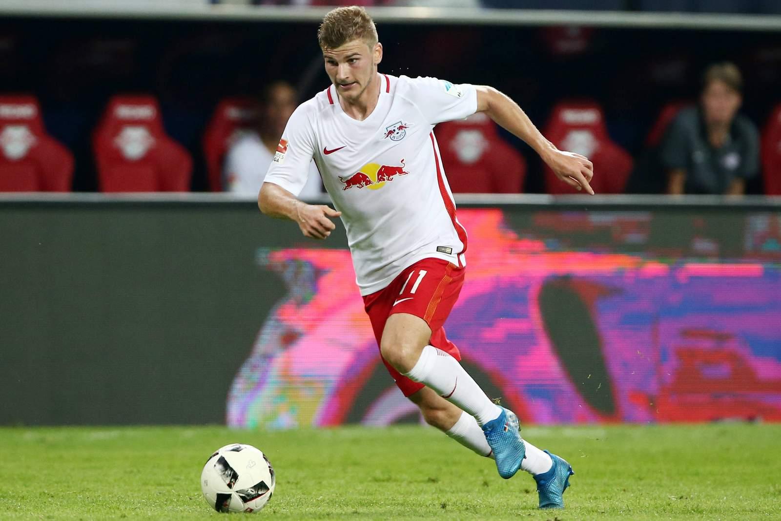 Führt Werner RB zum Sieg? Jetzt auf Red Bull Leipzig gegen AS Monaco wetten