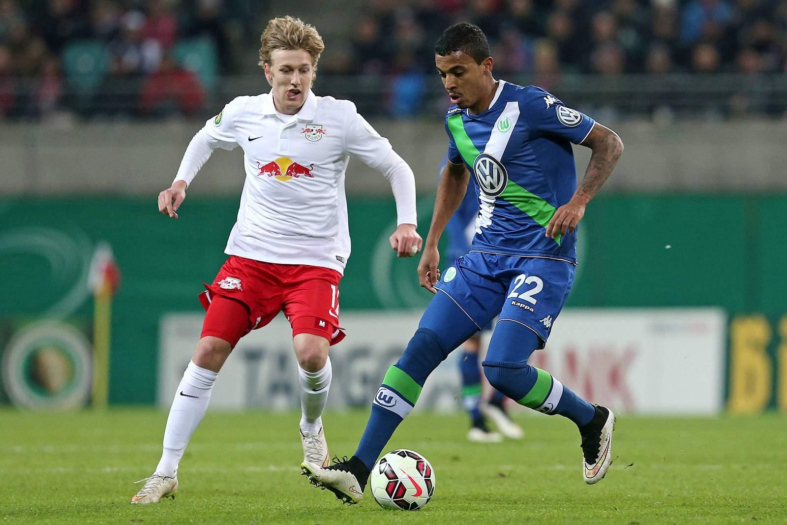 Setzt sich Gustavo gegen Forsberg durch? Jetzt auf Wolfsburg gegen Red Bull Leipzig wetten