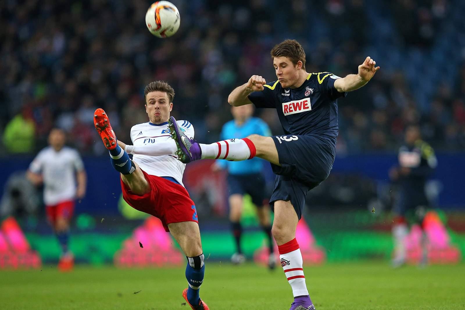 Setzt sich Heintz gegen Müller durch? Jetzt auf HSV gegen Köln wetten