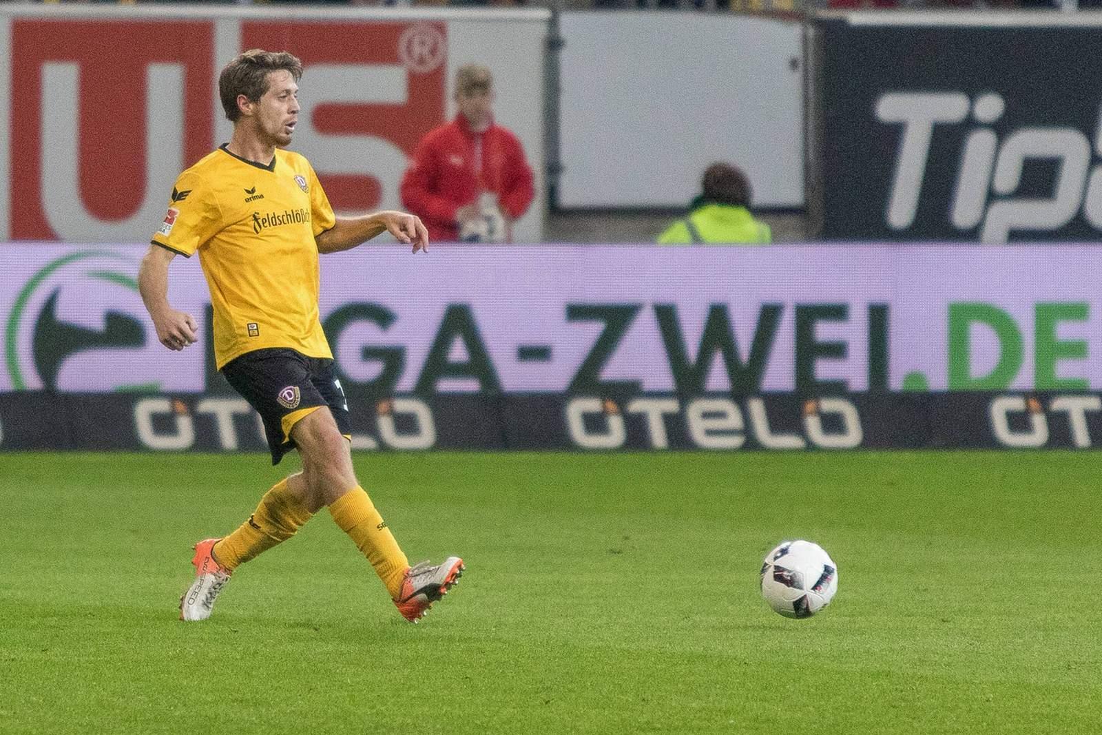 Andreas Lumpi Lambertz von Dynamo Dresden